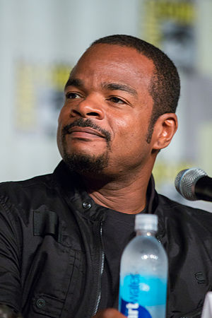F. Gary Gray - Gray at Comic-Con in 2015