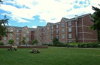 Fairleigh Dickinson University - Dormitory at Florham campus