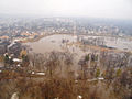 FEMA - 40302 - Aerial of the Red River of the North in Fargo, North Dakota.jpg