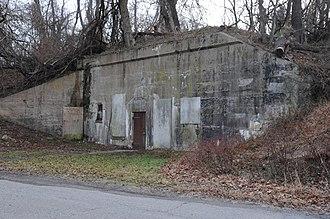 Fort DuPont - Image: FT. DUPONT, DELAWARE CTY, NEW CASTLE COUNTY, DE