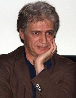 Fabrizio Bentivoglio Italian actor and screenwriter