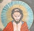 Face detail, Sakyamuni de Kawanabe Kyosaï (Musée Guimet, Paris) (45046103445) (cropped).jpg