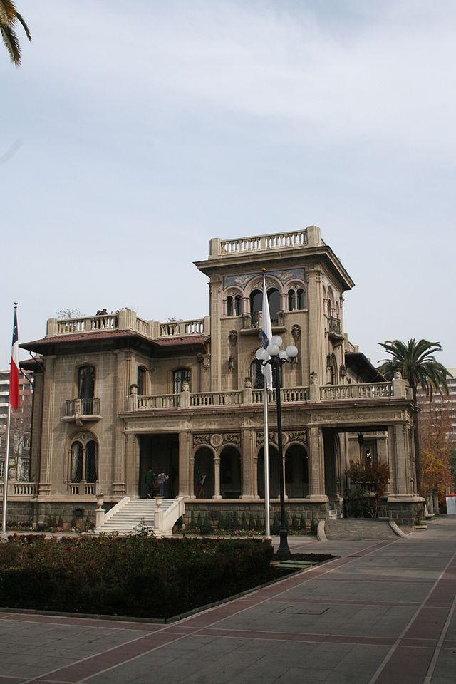 Palacios en Santiago de Chile.[Parte 2]