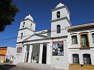 Fachada de la Catedral Nuestra Señora de la Merced