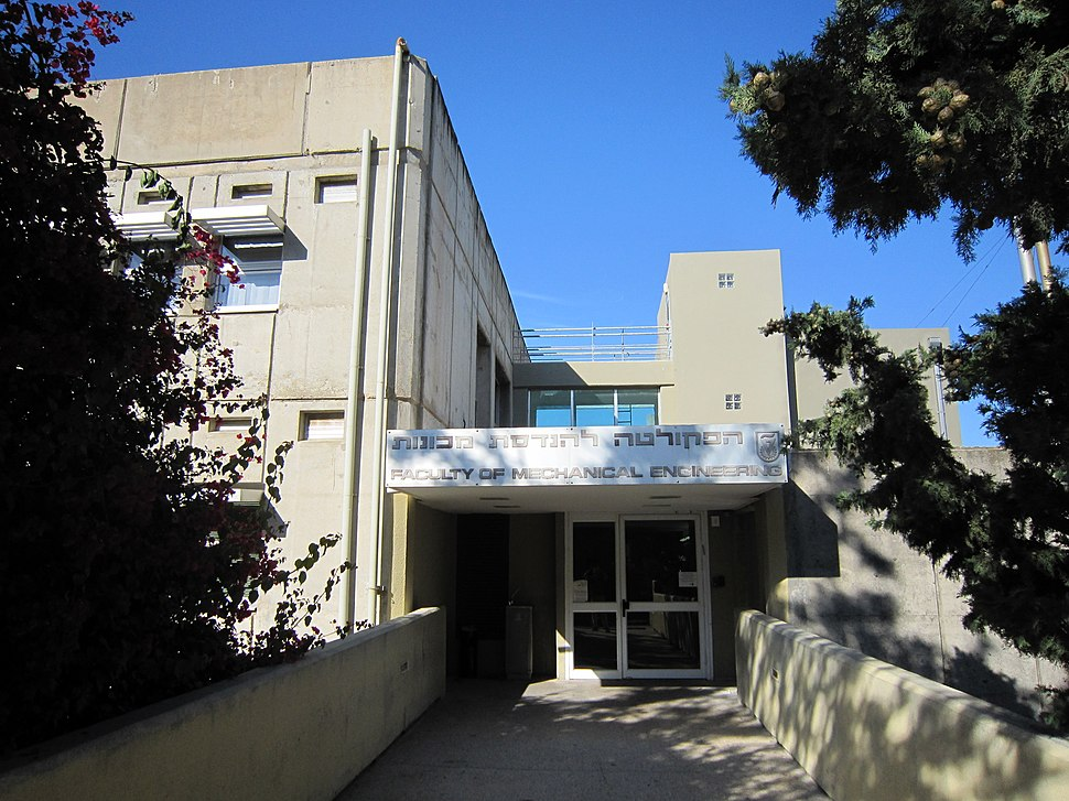 Faculty of Mechanical Engineering at Technion