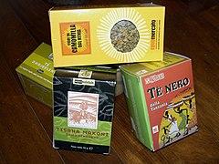Tè e tisane del commercio equo e solidale