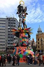 Place Populaire Valence Espagne Ville
