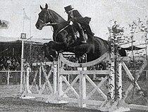 Fanny Vialardi di Sandigliano su Zaglione, Nizza 1925.jpg