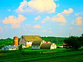 Farm Northeast of Mt. Horeb - panoramio.jpg