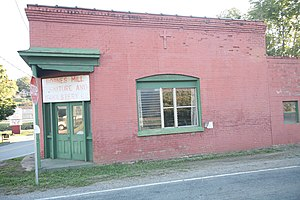 National Register of Historic Places listings in Franklin County, Virginia