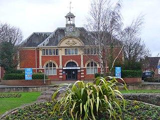 Farnborough Town Hall