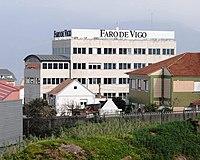 Faro de Vigo, Chapela, Redondela.JPG