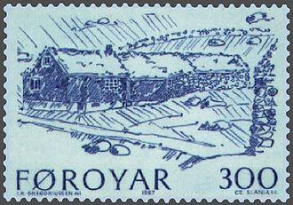 Depil - Image: Faroe stamp 139 depil
