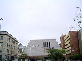 Bom Retiro (district of São Paulo) - FATEC