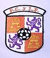 Federación de Castilla y León de Fútbol u Zagrebu grb kluba 160609.jpg