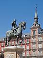 Felipe III - Casa de la Panadería - Plaza Mayor de Madrid - 02.jpg