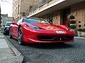 Ferarri Ferrari F458 (6656122313).jpg