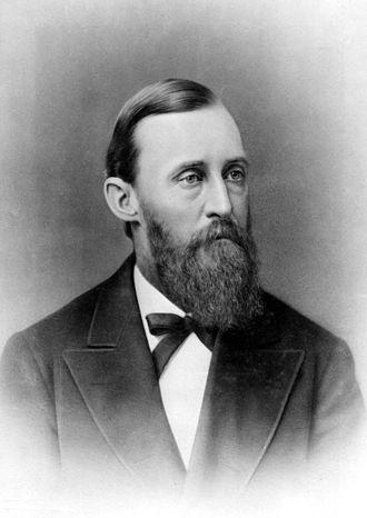 Hayden Geological Survey of 1871 - Image: Ferdinand V Hayden 1870