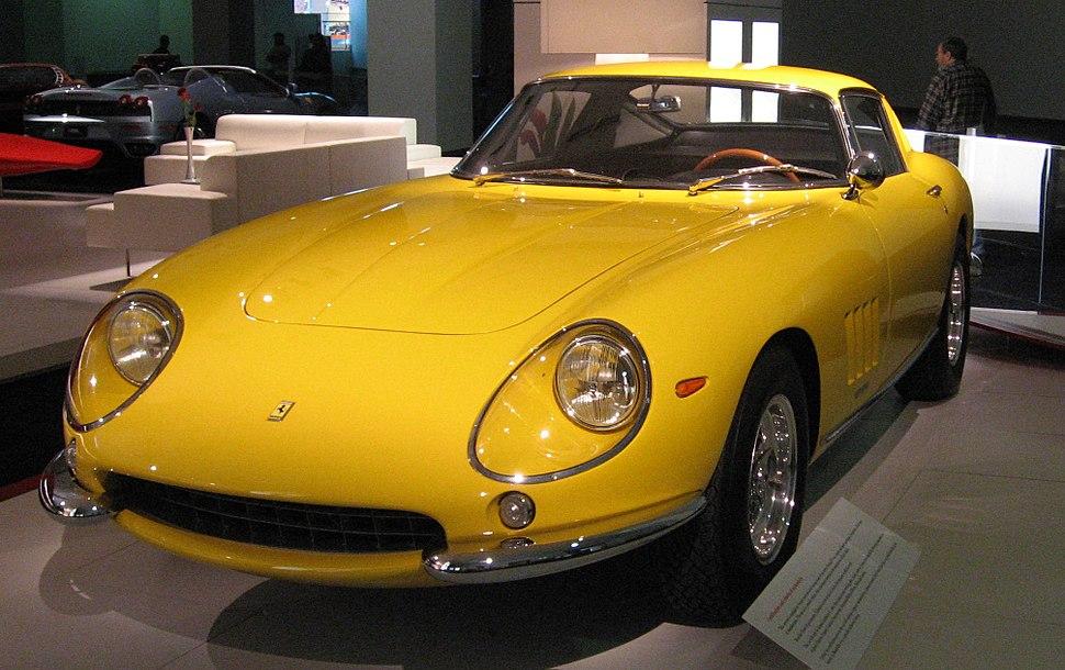 Ferrari 275 1967 3