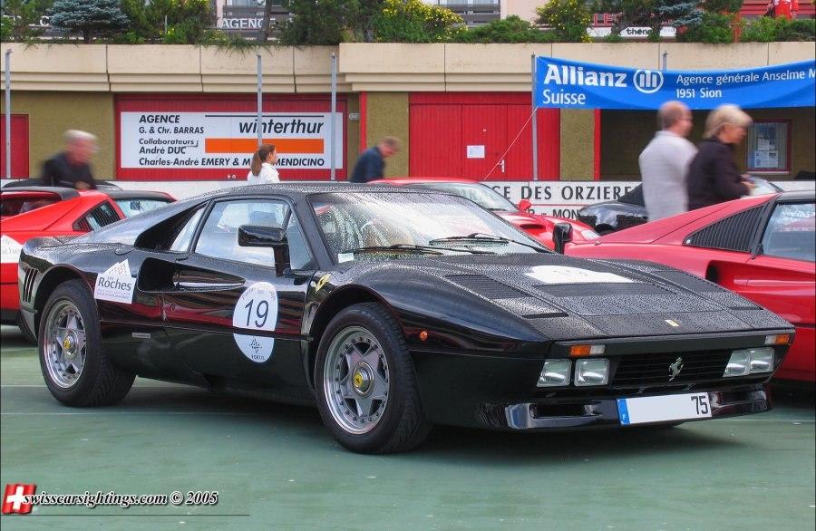 Ferrari 288 GTO front