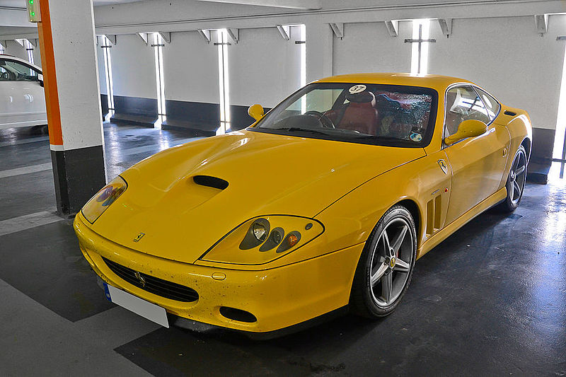 File:Ferrari 575M Maranello - Flickr - Alexandre Prévot.jpg