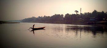 Ferryman Crossing Jalangi, Swarupganj, Mayapur, WB.jpg