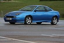 Fiat Coupè Turbo