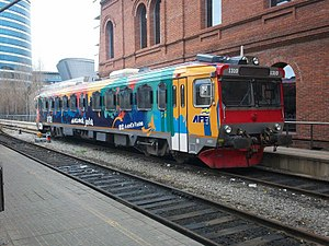 Y1 (railcar) - Image: Fiat Y1R Nº 1310