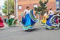 Fiestas Patrias Parade, South Park, Seattle, 2017 - 021 - Grupo Folklórico de West View Elementary.jpg