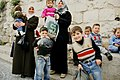 File 4020. Palestinian women with children, Jerusalem 2005.jpg