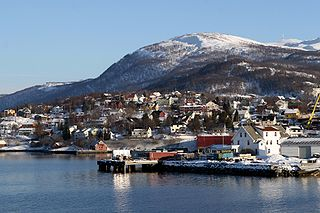 Lenvik Former municipality in Troms, Norway
