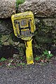 Fire Hydrant Sign, St Ives, Cornwall.jpg