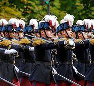 First Battalion ESM Bastille Day 2007 n2