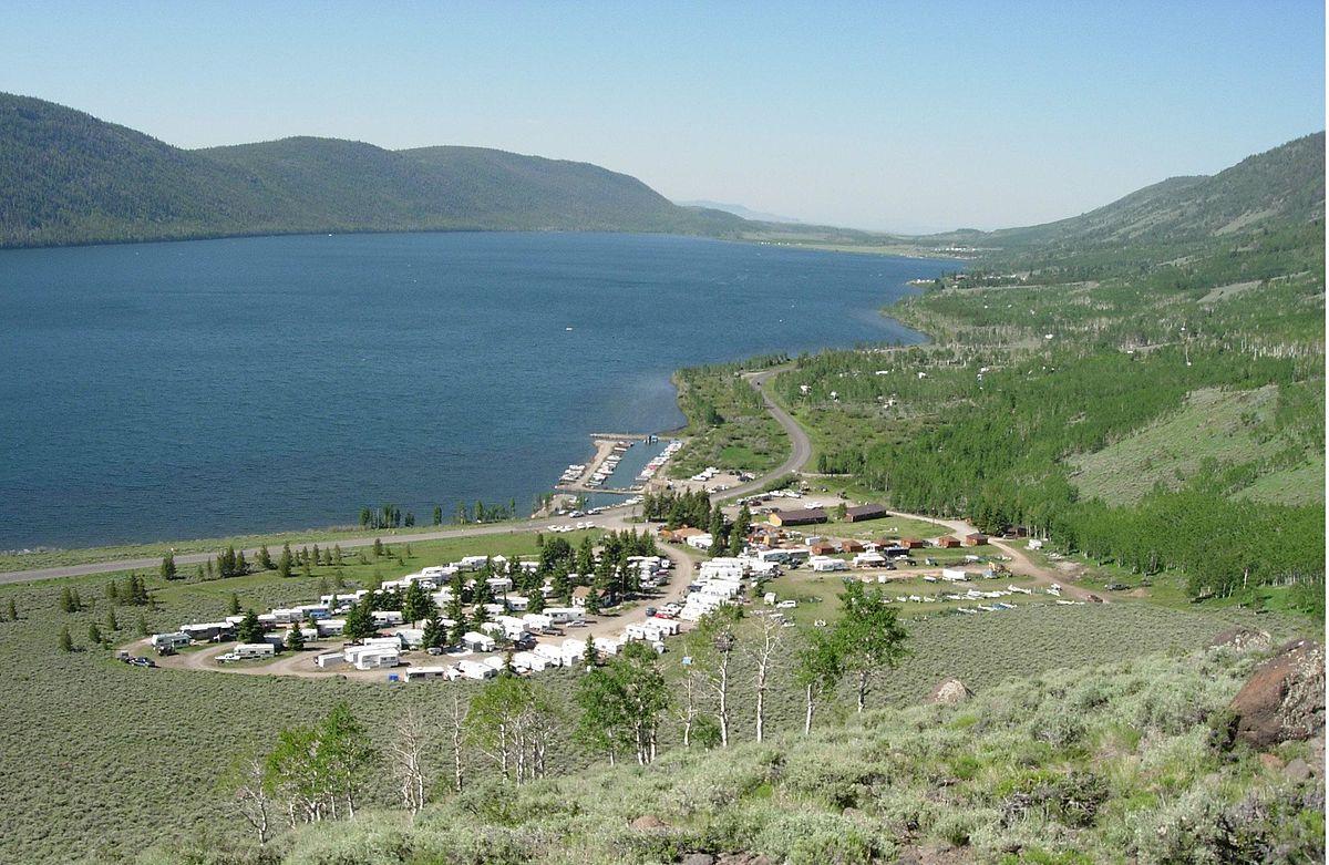 Fish Lake (Utah)   Wikipedia