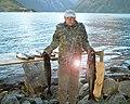 Fishing -rybaření Norsko - panoramio.jpg