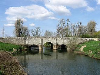 Fittleworth - Fittleworth Bridge over the Rother Navigation