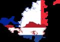 Flag map of Saint Martin (France) & Sint Maarten (Dutch).png