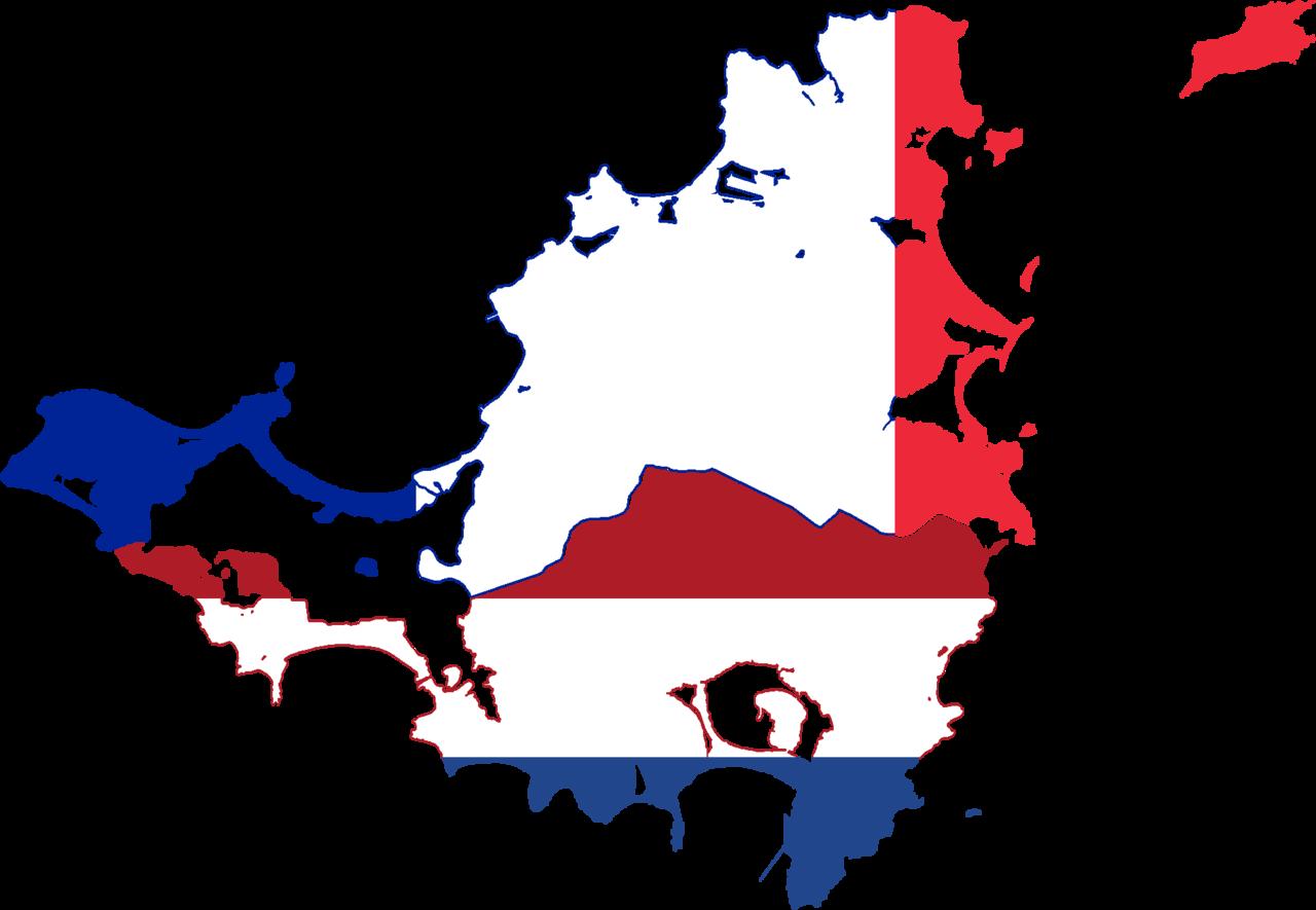 st martin france map File Flag Map Of Saint Martin France Sint Maarten Dutch Png