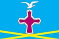 Flag of Krestovogorodishchenskoe (Ulyanovsk oblast).png