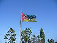 莫桑比克国旗