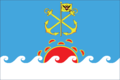 Flag of Okhotsky rayon (Khabarovsk krai).png