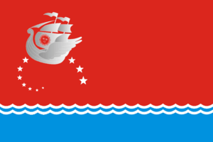 Prymorskyi - Image: Flag of Primorsky (Crimea)