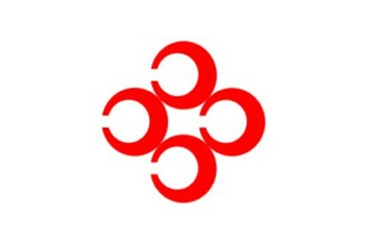 Yokoze, Saitama - Image: Flag of Yokoze Saitama