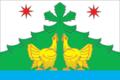 Flag of Zotinsky (Krasnoyarsk krai).png