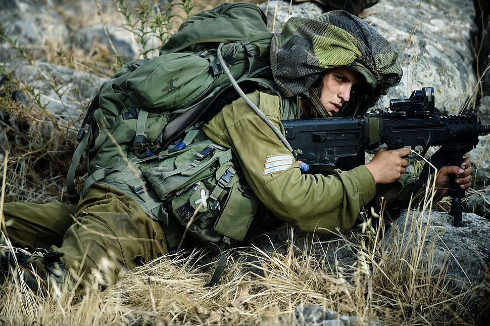 Flickr - Israel Defense Forces - Nahal's Brigade Wide Drill (22)