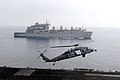 Flickr - Official U.S. Navy Imagery - An MH-60S Sea Hawk helicopter takes off from USS George H.W. Bush..jpg