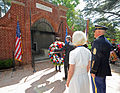 Flickr - The U.S. Army - Placing Wreath in Washington Tomb.jpg