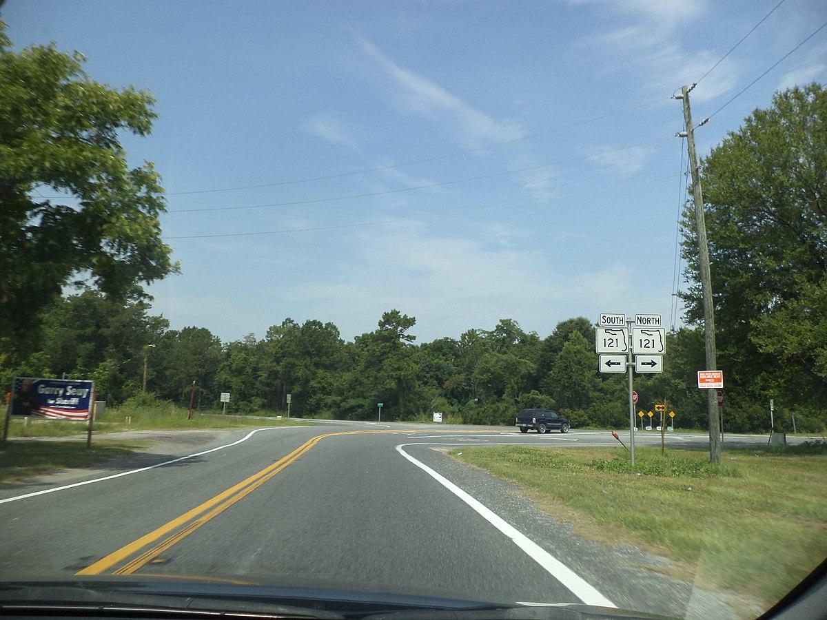 Map Of Florida Roads.Florida State Road 16 Wikipedia