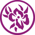 Flower in Ring Ornament Purple R.png