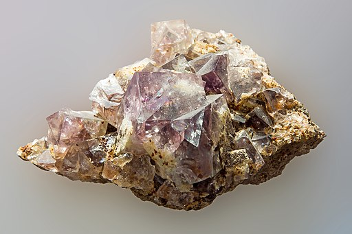 Fluorit Berbes Mine
